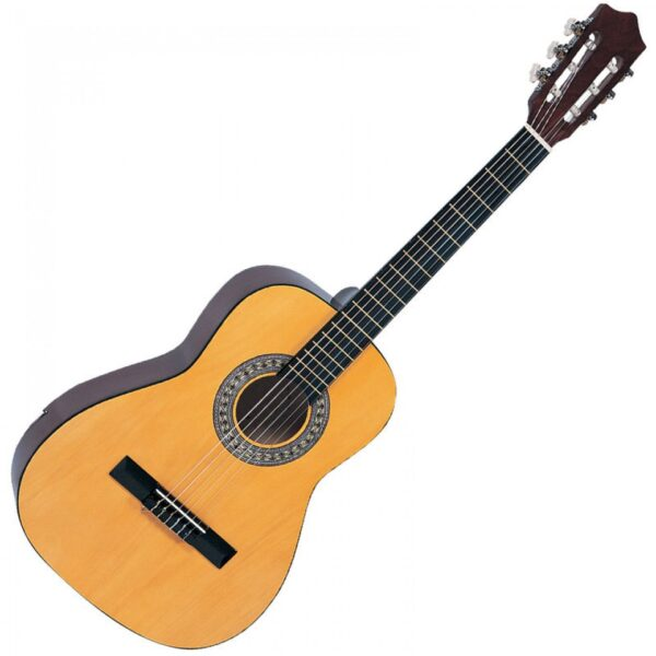 Encore 3/4 Size Classical Guitar Pack - Front