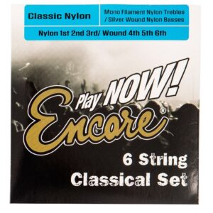 Encore Classic Guitar Strings