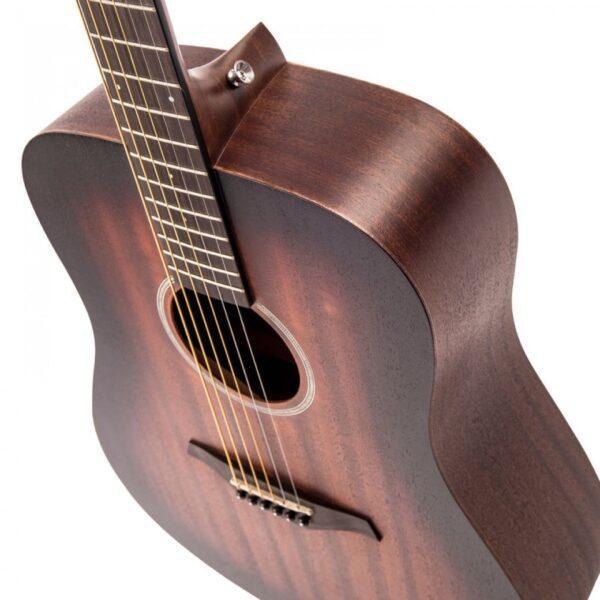 Vintage V440WK Paul Brett Statesboro' Dreadnought Acoustic Guitar - Sides