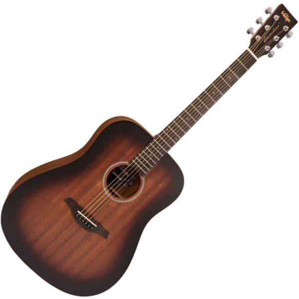 Vintage V440WK Paul Brett Signature Acoustic Guitar