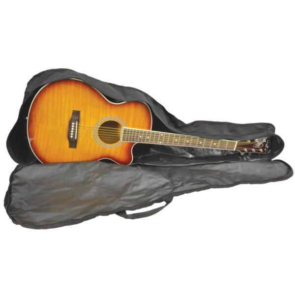 Chord Lightweight Guitar Gig Bag - Western/Acoustic