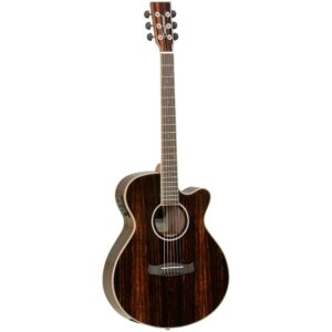 Tanglewood DBT SFCE AEB Electro-Acoustic Guitar - Front