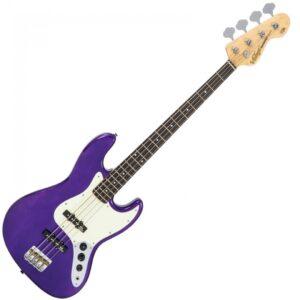 Vintage VJ74PL ReIssued Bass Guitar - Front
