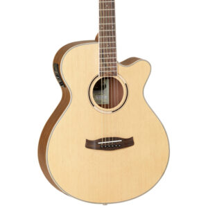 Tanglewood DBT SFCE OV Electro-Acoustic Guitar - Body
