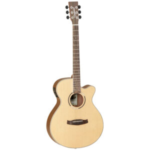 Tanglewood DBT SFCE OV Electro-Acoustic Guitar - Front