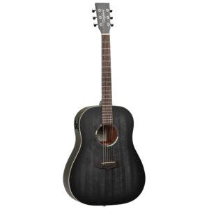 Tanglewood TWBB SD E Blackbird Electro-Acoustic Guitar - Front