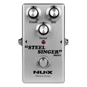 NuX Reissue Steel Singer Drive Pedal