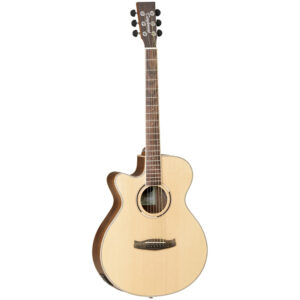 Tanglewood DBT SFCE BW LH Left-Handed Electro-Acoustic Guitar