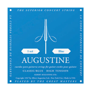 Augustine Classic Blue Classical Guitar Strings