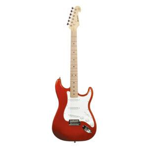 Chord CAL63 Electric Guitar - Metallic Red